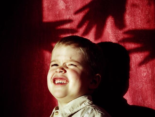 Детские страхи и иллюзии