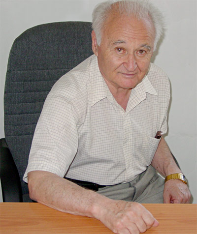 Зельцер Михаил Ефимович - о йододефиците
