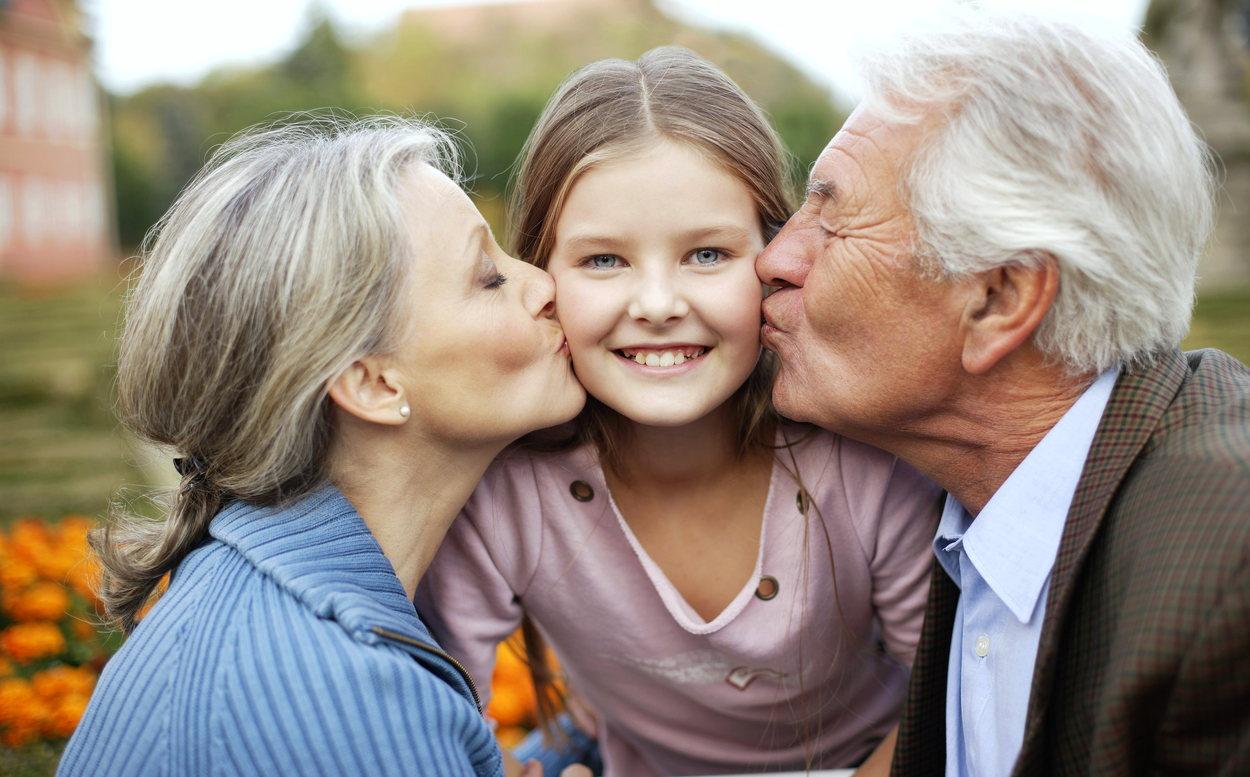 Бабушка со внуками смотреть бесплатно фото 17-30