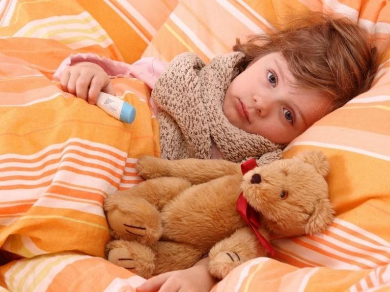 Ребенок болеет очень часто