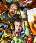 Игрушки vs дети: где компромисс?