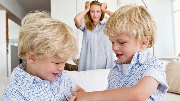 Ревность между детьми