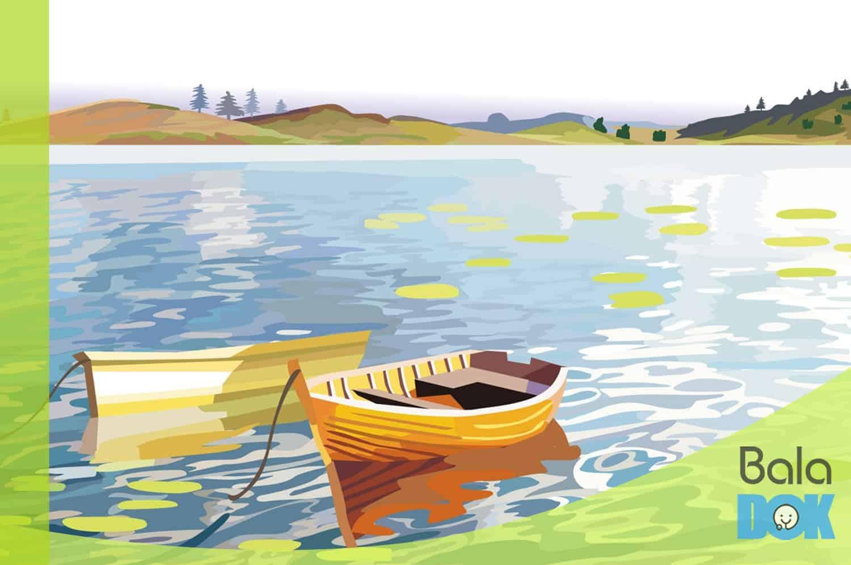 Пустая лодка (притча)